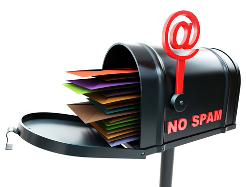 Avoiding spam in email marketing campaign