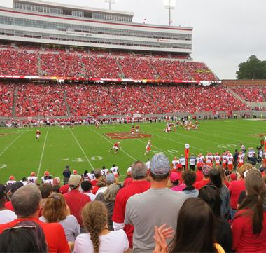 Fans y Estadios